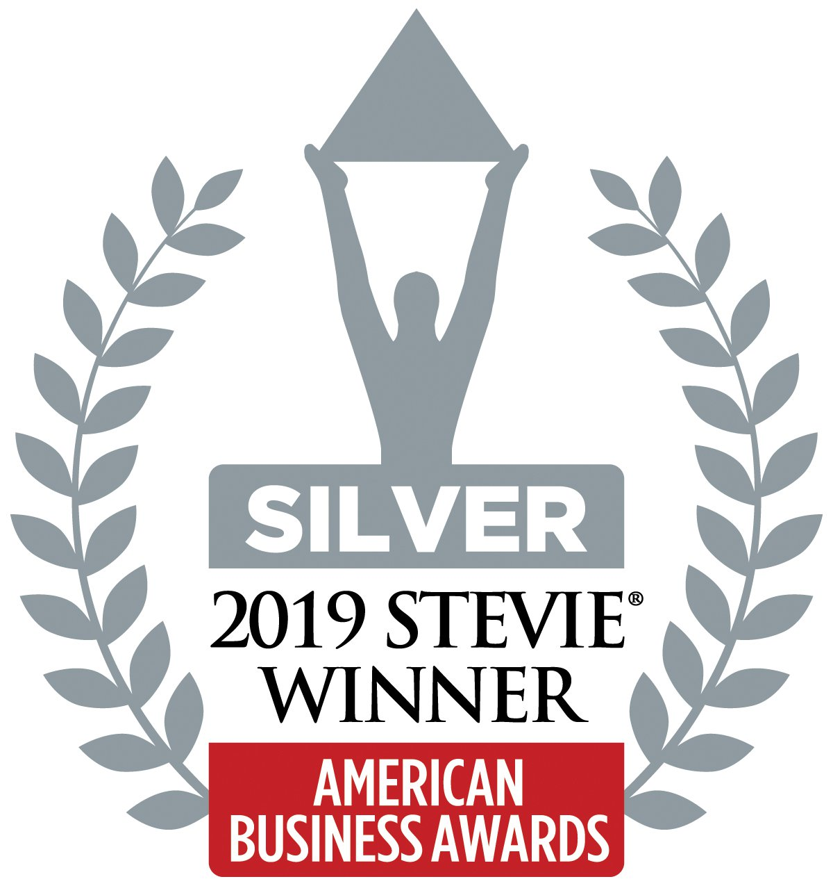 Silver Stevie Award Winner Logo
