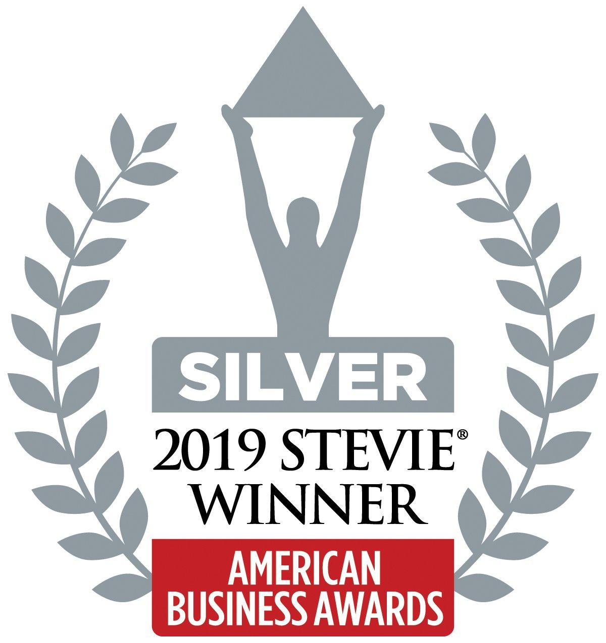Silver Stevie Award Winner Logo