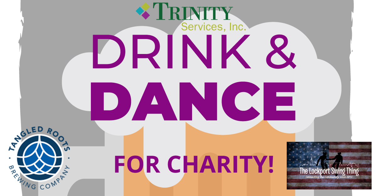 Drink & Dance for Charity
