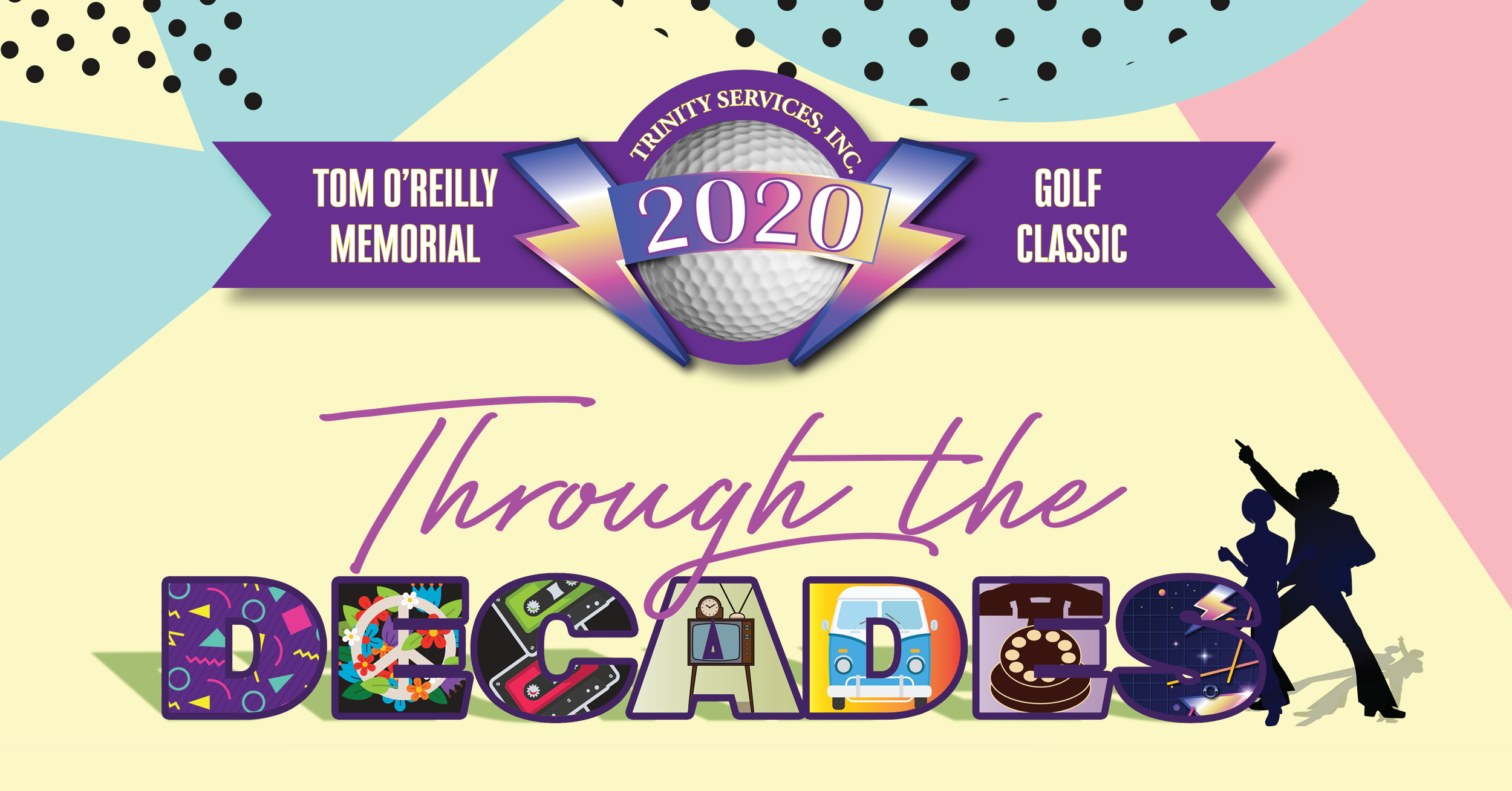 Trinity Services 2020 Golf Classic Through the Decades