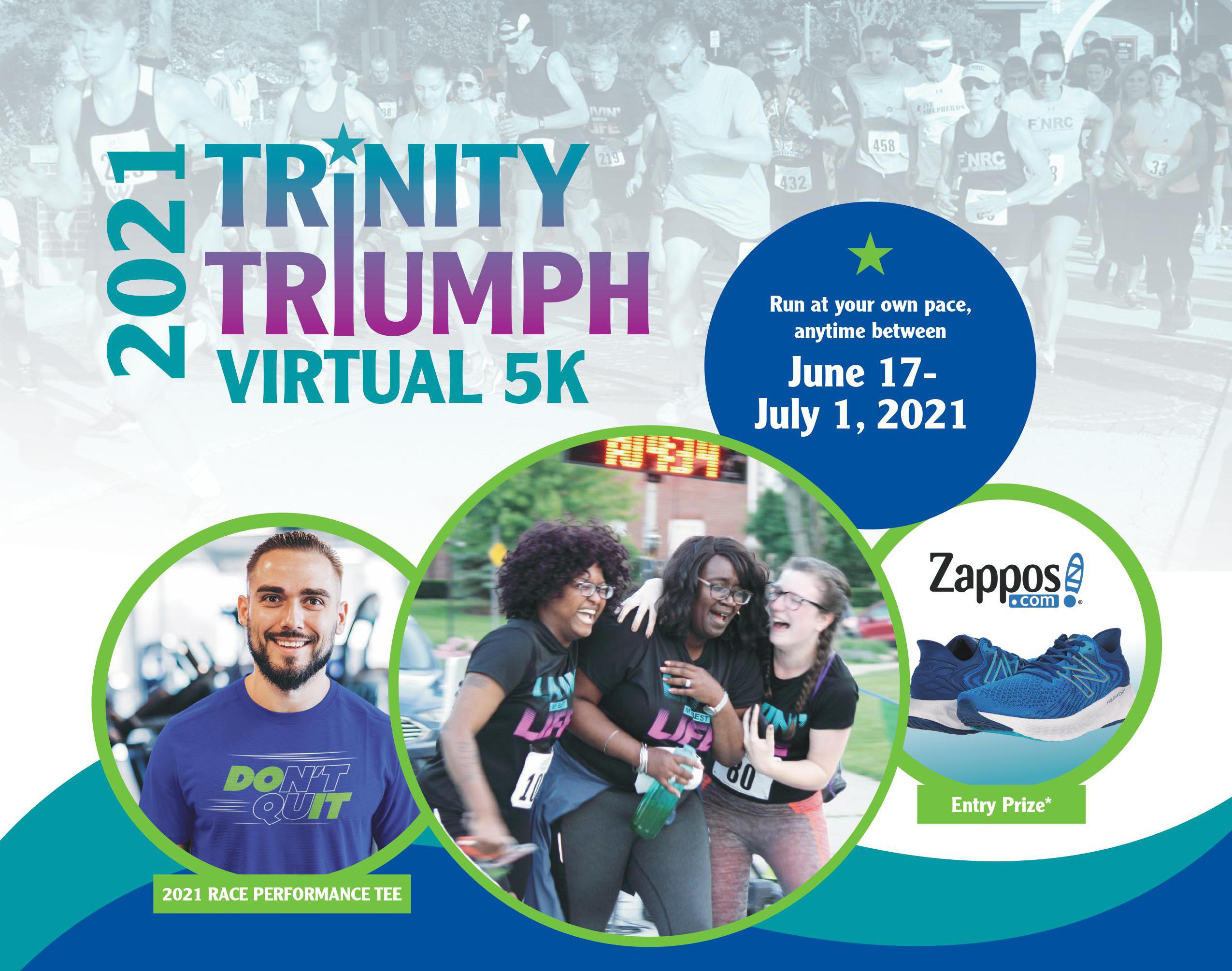 Trinity Triumph 5K 2021