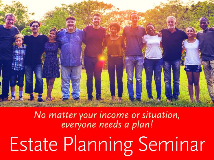 Free Estate Planning Seminars