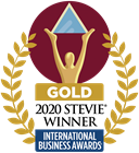 Gold 2020 International Business Awards Winner Emblem
