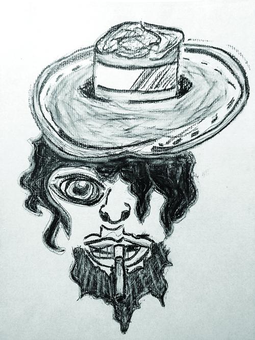 Kyle Buscemi artwork