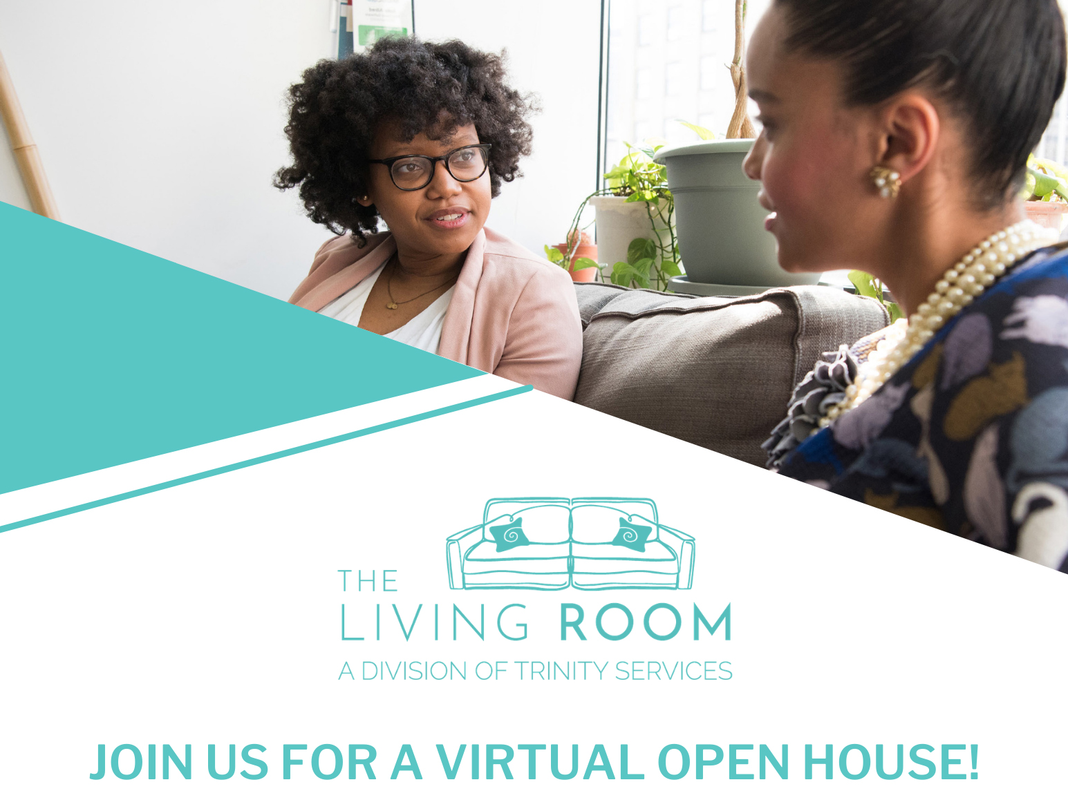 Join Us for the Living Room Open House
