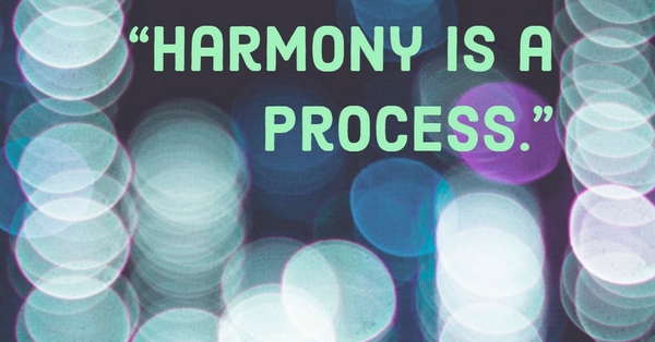 Harmony in an Organizational Context