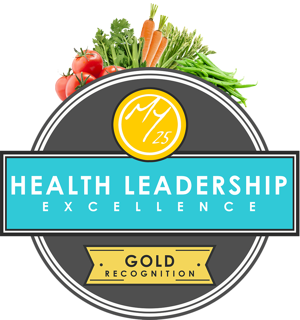 My25 Health Leadership Emblem Gold