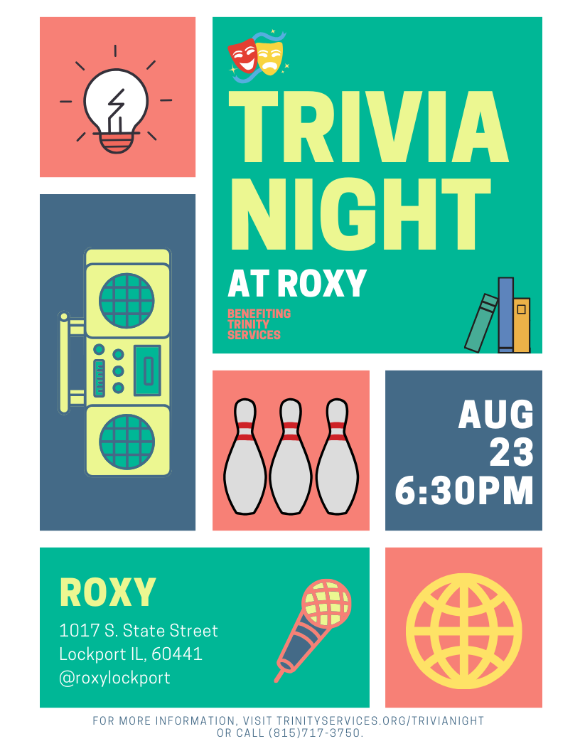 Trivia Night Flyer 2019